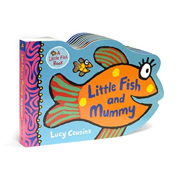 Little Fish and Mummy  Board book 2019