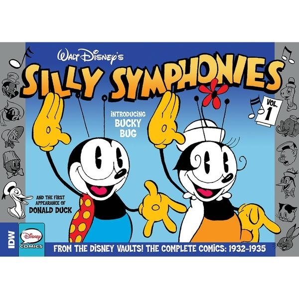 Silly Symphonies Volume 1: Complete Disney Classics Hardcover