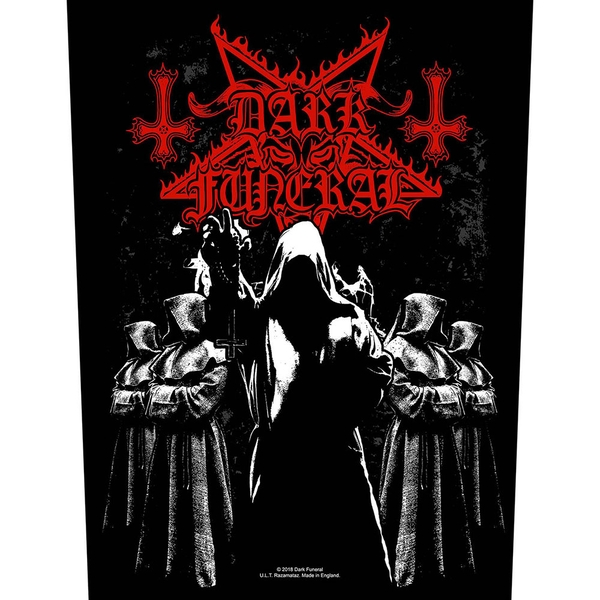 Dark Funeral - Shadow Monks Back Patch