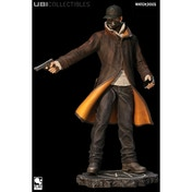 Ex-Display Watch Dogs Figurine Aiden Pearce Used - Like New