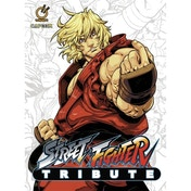 Street Fighter Tribute Hardcover