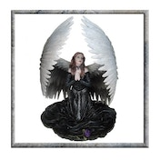 Anne Stokes Prayer for the Fallen Figurine