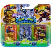 Sprocket, Chop Chop, and Scorp (Skylanders Swap Force) Triple Character Pack