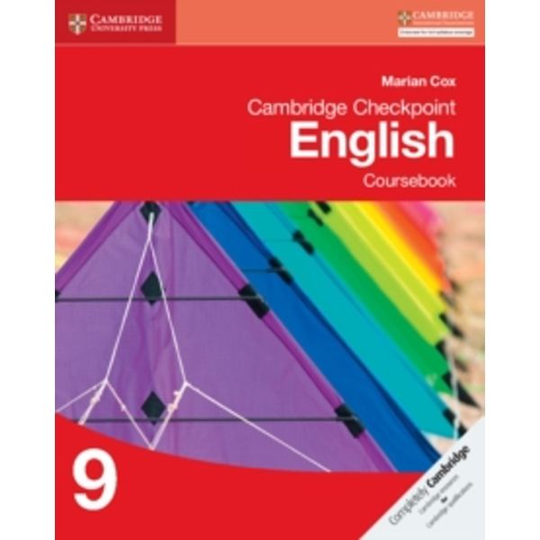 Cambridge Checkpoint English Coursebook 9 by Marian Cox (Paperback, 2014)