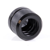 Alphacool Eiszapfen 14mm Black Hard Tube Compression Fitting