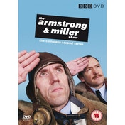 The Armstrong and Miller Show - Series 2 DVD
