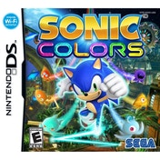 Sonic Colours Game DS (#)