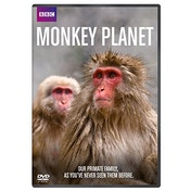 Monkey Planet - BBC DVD
