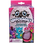 Hatchimals Jumbo Card Game with Colleggdible