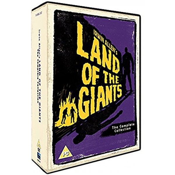Land Of The Giants Complete DVD