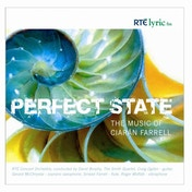 Ciaran Farrell: Perfect State CD