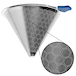 Pour Over Coffee Reusable Dripper Filter | Stainless Steel | M&W - Image 3