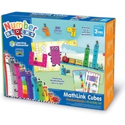 Learning Resources Mathlink Cubes Activity Set