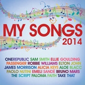 My Songs 2014 CD