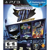 The Sly Trilogy Collection (Move Compatible) Game PS3 (#)