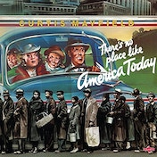 Curtis Mayfield - There's No Place Like America Vinyl