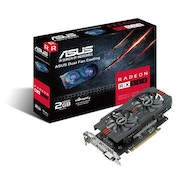 Asus Radeon RX 560 (2GB) Graphics Card HDMI/DisplayPort/DVI