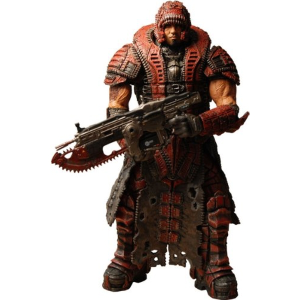 Dom In Theron Disguise Gears Of War 4 Neca Action Figure