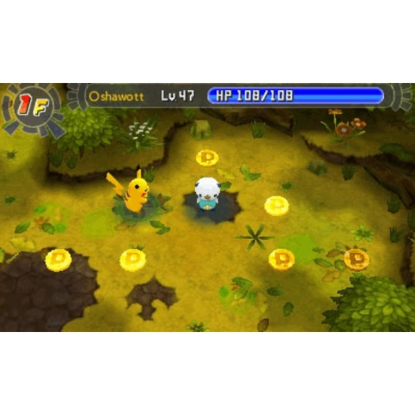 Pokemon Mystery Dungeon Gates To Infinity Game 3DS - Image 2