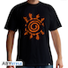 Naruto Shippuden - Seal Men's Medium T-Shirt - Black - Image 2