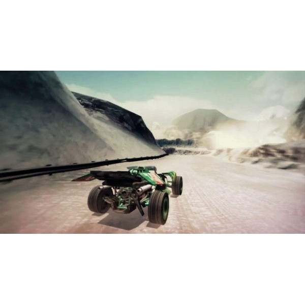 Hot Wheels Worlds Best Driver Game Xbox 360 - Image 3