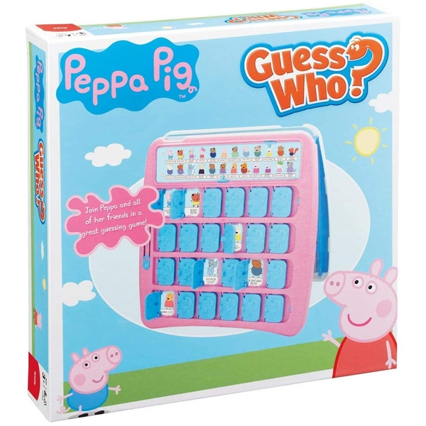 Peppa Pig Guess Who Game