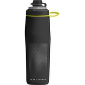 Camelbak Peak Fitness Bottle 0.75L - Black/Silver