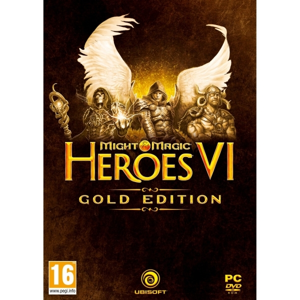 Heroes & Magic IV (6) Gold Edition Game PC