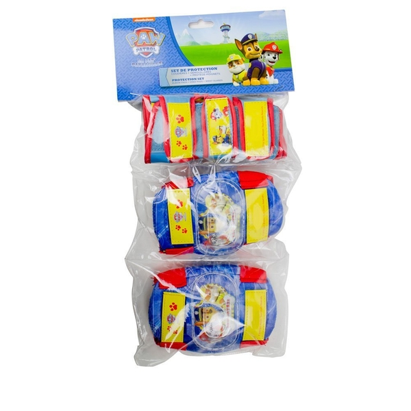 Paw Patrol Kid's Activities X-Small/Small Wrist Guards, Elbow Pads And Knee Pads Protection Set - Image 2