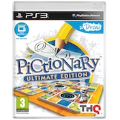 uDraw Pictionary Ultimate Edition Game PS3