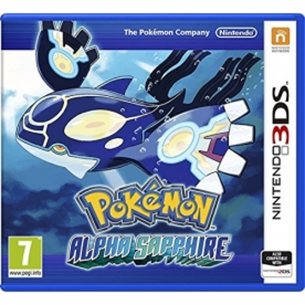 Pokemon Alpha Sapphire 3DS Game - Image 1