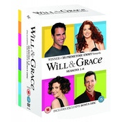 Will And Grace: The Complete Will And Grace 1-8 DVD