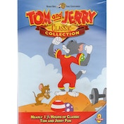 Tom And Jerry Classic Collection Volume 8 DVD