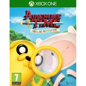 Adventure Time Finn and Jake Investigations Xbox One Game