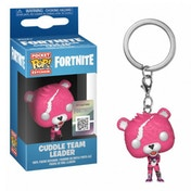 Cuddle Team Leader (Fortnite) Funko Pop! Keychain