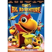 Cuco's Big Adventure DVD