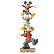 Disney Traditions Teetering Tower Figurine