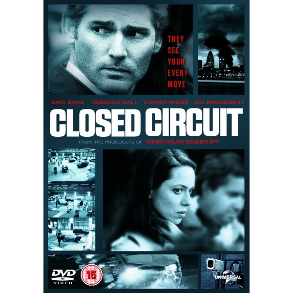 Closed Circuit DVD & UV Copy