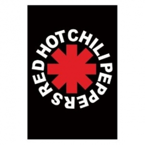 Red Hot Chili Peppers Logo Maxi Poster