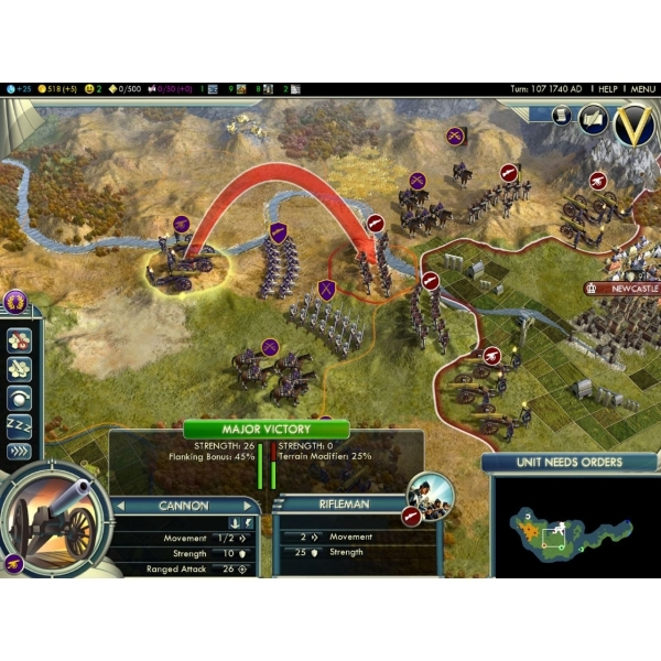 Sid Meier's Civilization V 5 Game Of The Year Edition (GOTY) PC - Image 3