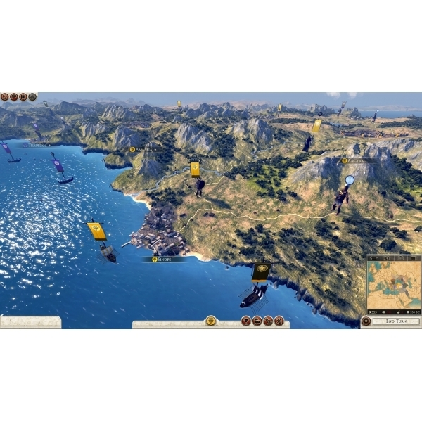 Total War Rome 2 Emperor Edition PC Game (Boxed and Digital Code) - Image 5