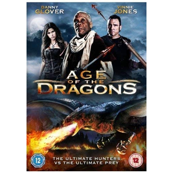 Age Of The Dragons (2011) DVD
