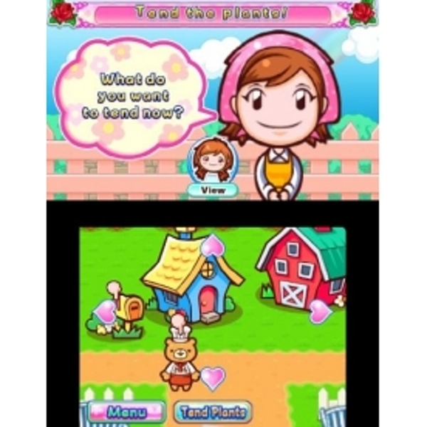 Gardening Mama 2 Forest Friends 3DS Game - Image 3