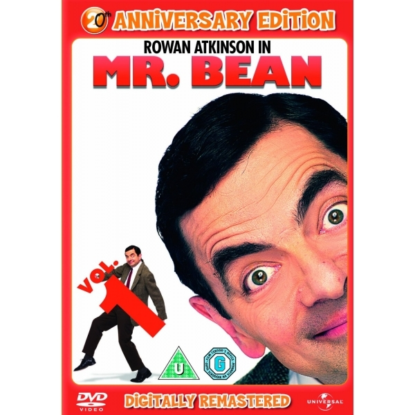 Mr Bean: The Live TV Series - Volume 1 DVD