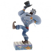 Born Showman Genie (Aladdin) Disney Traditions Figurine