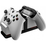 Official Licensed Mains Powered Charging Dock White (UK Plug) Xbox One