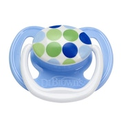 Dr Brown's PreVent Soother (6-18 Months, Blue Dots)