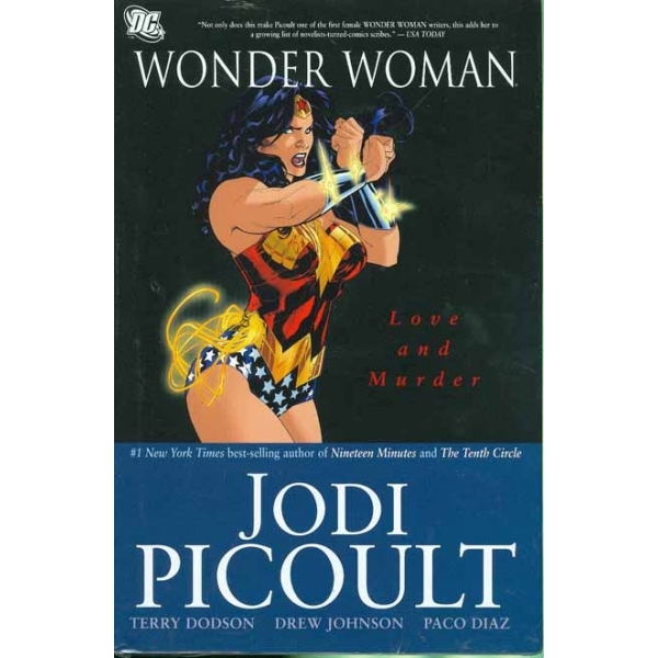 Wonder Woman Love And Murder HC