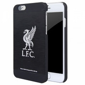 Ex-Display Official Liverpool FC Aluminium Football Case Cover for Apple iPhone 6 Black 4.7inch Used - Like New