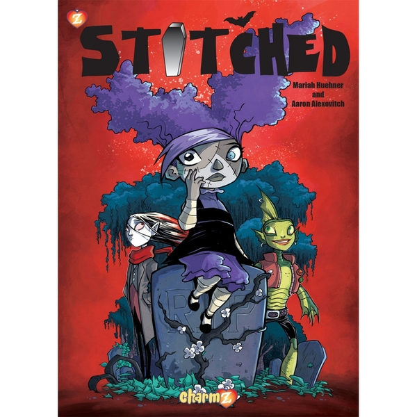 Stitched 1: The First Day of the Rest of Her Life Hardcover